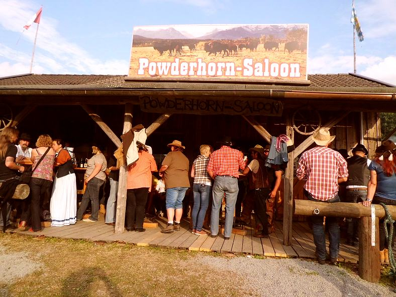Der Powderhorn Saloon